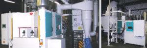 TTS Automatisierte Sandstrahlanlage