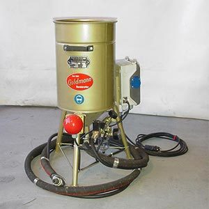 Sandstrahlgerät / Injektor-Strahler