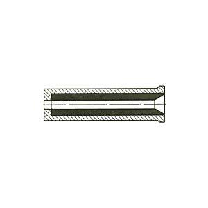 Dauerdüsen mit Borkarbid-Einsatz (Quattrobor-Düsen)